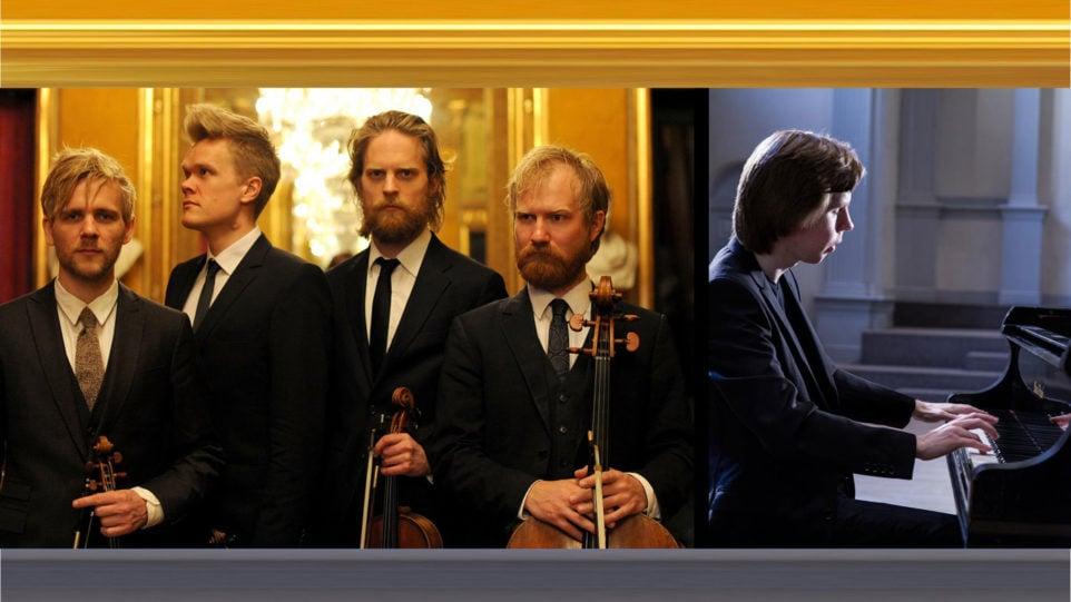 Danish String Quartet & Juho Pohjonen