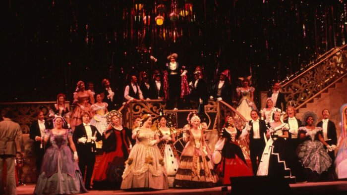 The 1980 SF Opera production of Arabella (Photo: Ron Scherl)