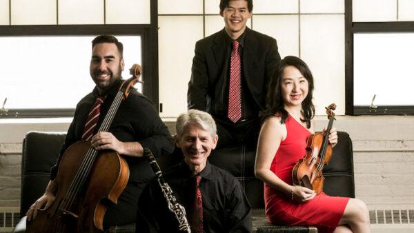 July 29-August 2, 2019: Elliott Golub, Civitas Ensemble, Huiping Cai, Chicago Sinfonietta, Wicker Park Choral Singers