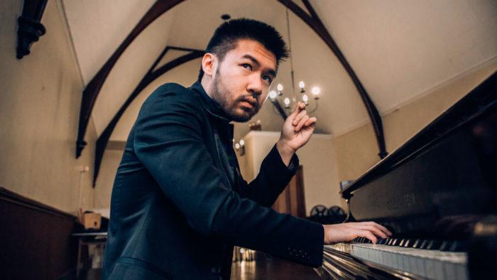 Pianist Conrad Tao. (Photo: conradtao.com)
