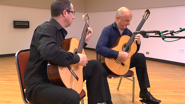 VIDEO | Hearing Rameau arranged for guitar duo might make 18th century music first in your heart