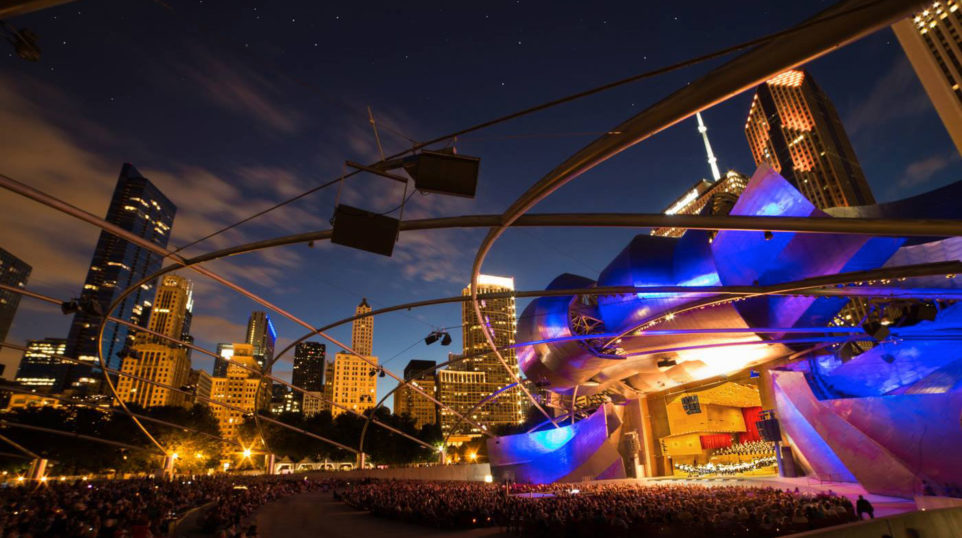 Grant Park Music Festival Announces 2018 Season