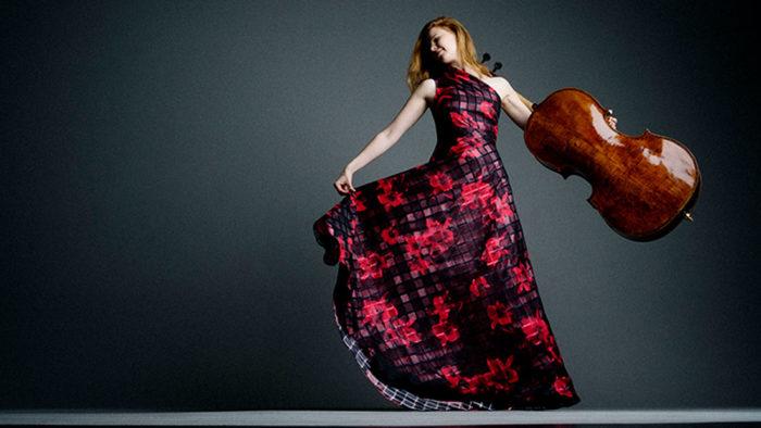 Cellist Harriet Krijgh. (Photo: Marco Borggreve)
