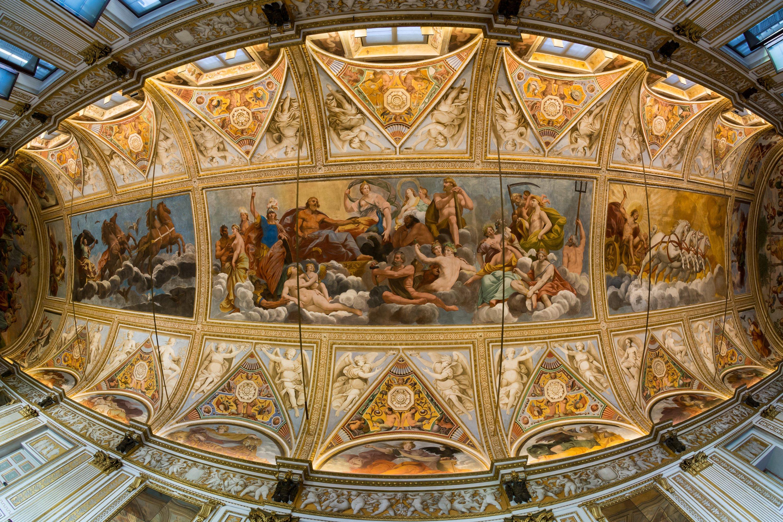 From ghetto to palazzo how a jewish composer in - Sala degli specchi ...