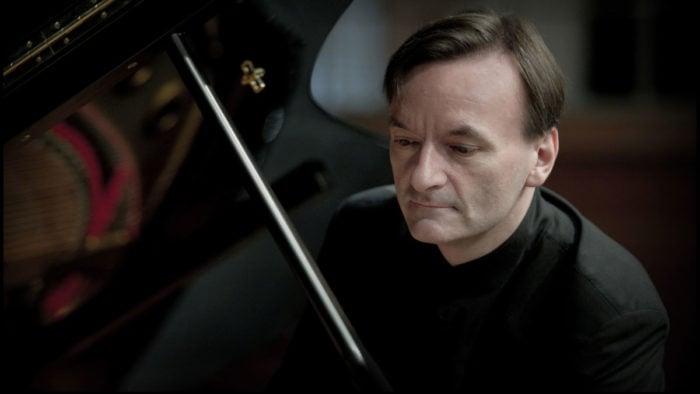 Pianist Stephen Hough. (Photo: Sim Cannetty-Clarke)