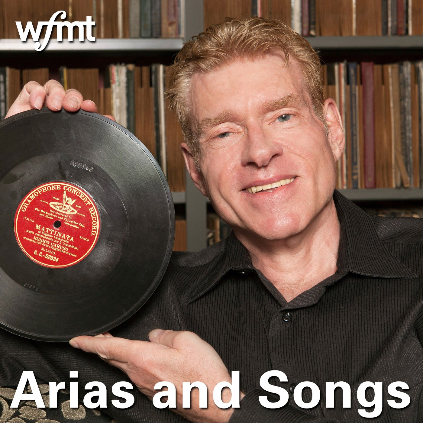 Arias and Songs podcast