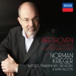 Norman Krieger: Beethoven Piano Concertos