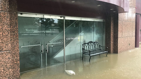 How Hurricane Harvey has hit Houston's arts community