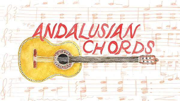 Exploring Chords: The Andalusian Cadence