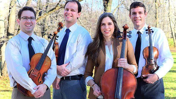 VIDEO | The Kruger Bros. and Kontras Quartet serve up a blend of classical and folk music that goes down as smooth as aged bourbon