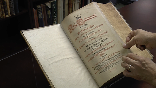 VIDEO | Was J.S. Bach truly religious? His Bible may have clues