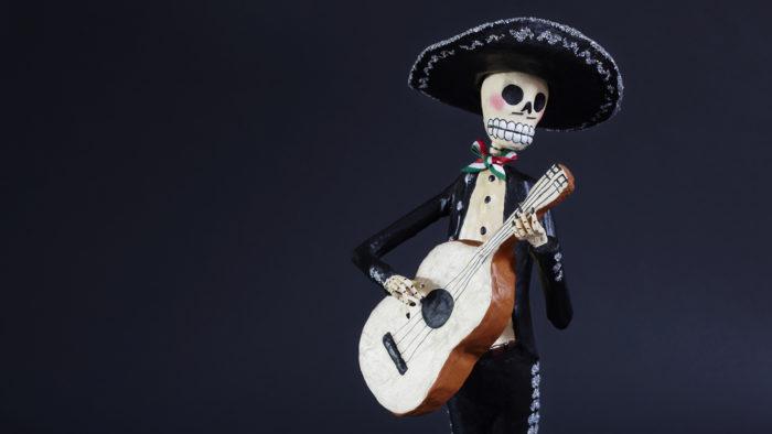 Classical Music to Rattle Your Bones on Día de los Muertos