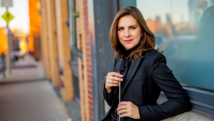 VIDEO | 5 Questions with conductor Lidiya Yankovskaya