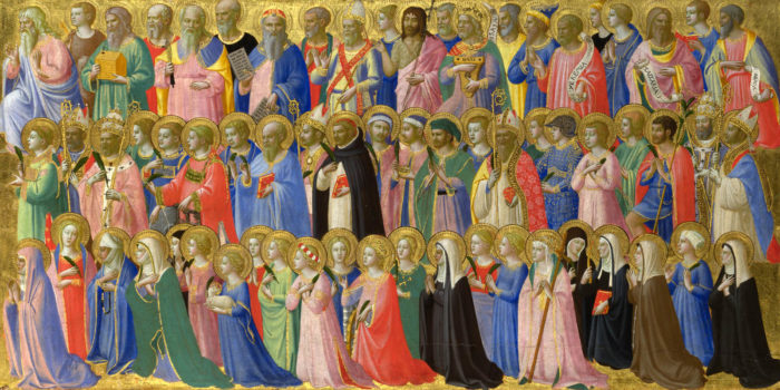 Fra Angelic: All Saints