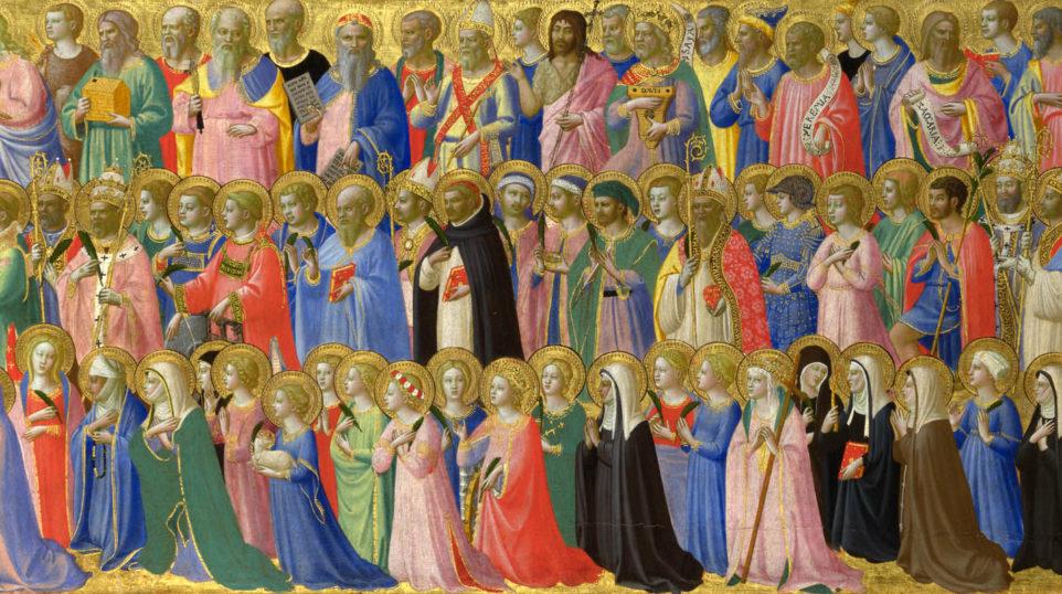 Zelenka's Mass for All Saints
