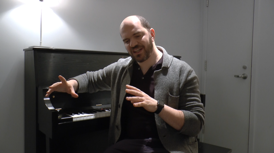 How do you practice a concerto without an orchestra? Pianist Kirill Gerstein explains
