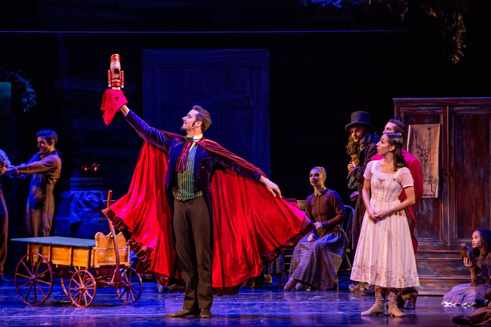 Discover What Makes Tchaikovsky's 'Nutcracker' Sound Like Sugar, Spice, and Everything Nice   WFMT