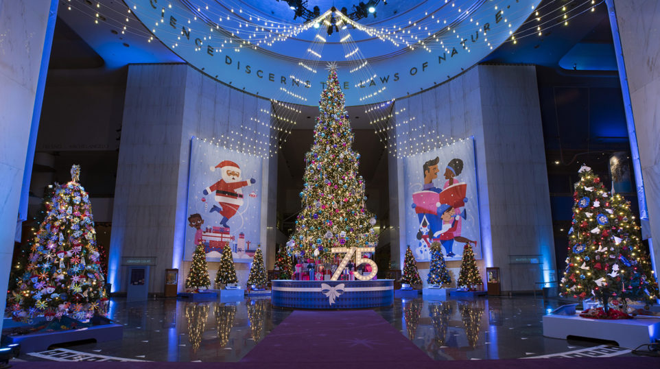 Discover Christmas trees and Christmas traditions from around the world