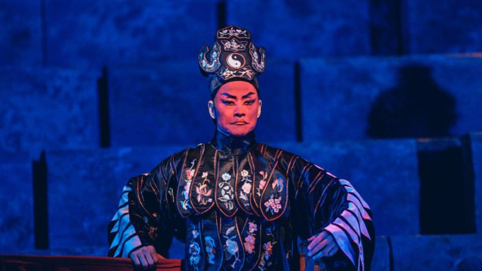 Opera in the Orient: 11 Operas Set in Asia by Asian and Non-Asian Composers, Organized Chronologically