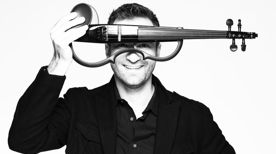 VIDEO | Violinist Stefan Milenkovich and pianist Rohan de Silva perform LIVE in the WFMT studios
