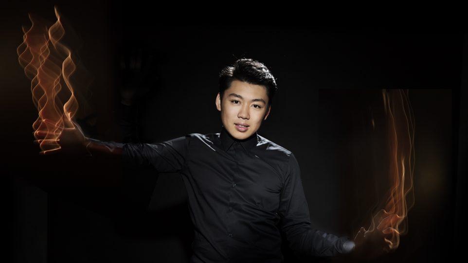 George Li (Photo by Simon Fowler)