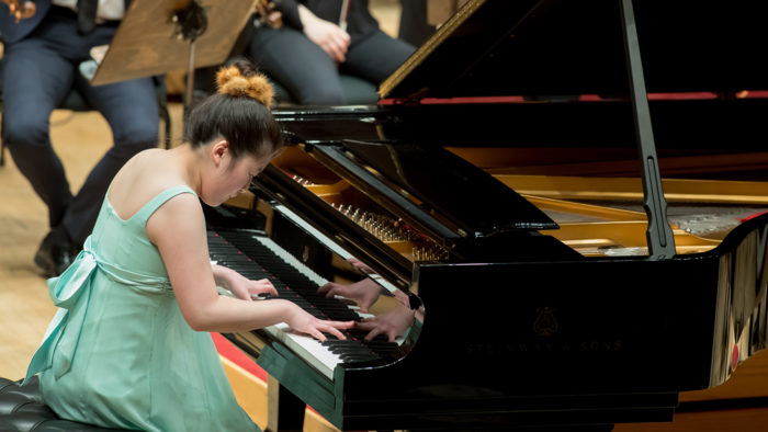 15-year-old pianist Yerin Yang wins 2018 Crain-Maling Foundation Chicago Symphony Orchestra Young Artists Competition