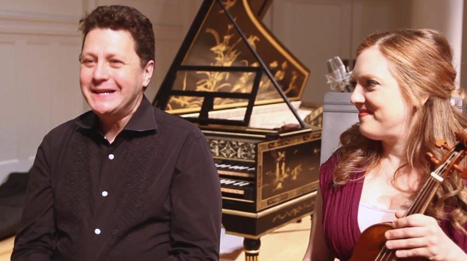 Jory Vinikour with Special Guest Rachel Barton-Pine