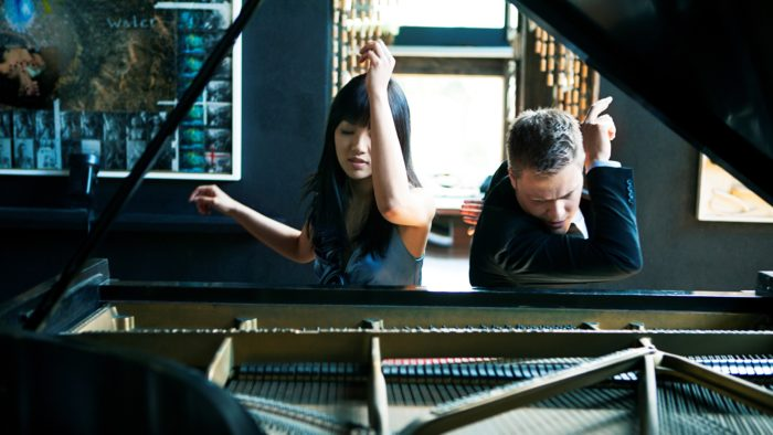 Anderson & Roe Piano Duo (Photo by Lisa Marie Mazzucco)
