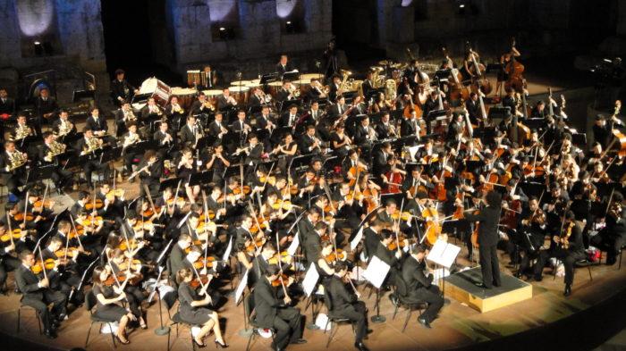 The Orquesta Sinfonica Simon Bolivar of Venezuela