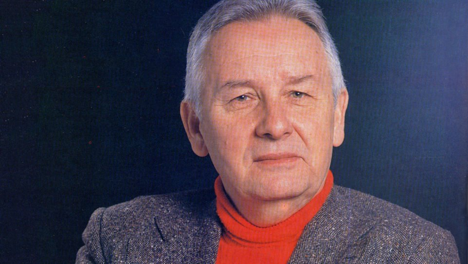 Henryk Mikołaj Górecki the great Polish composer