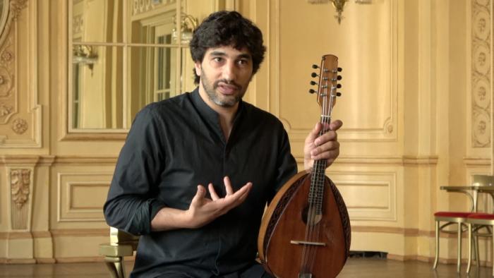 Avi Avital, mandolin