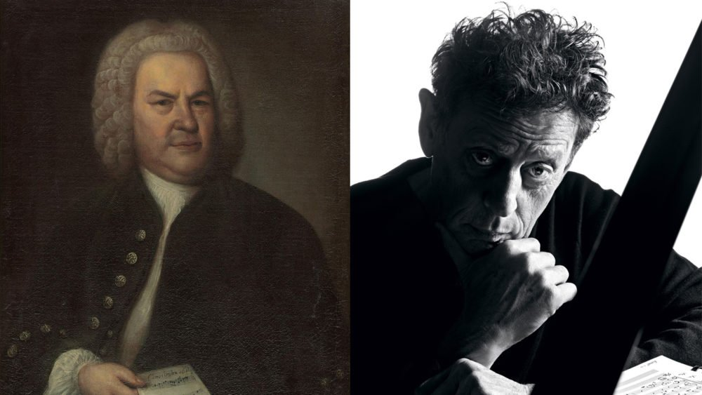 who influenced js bach