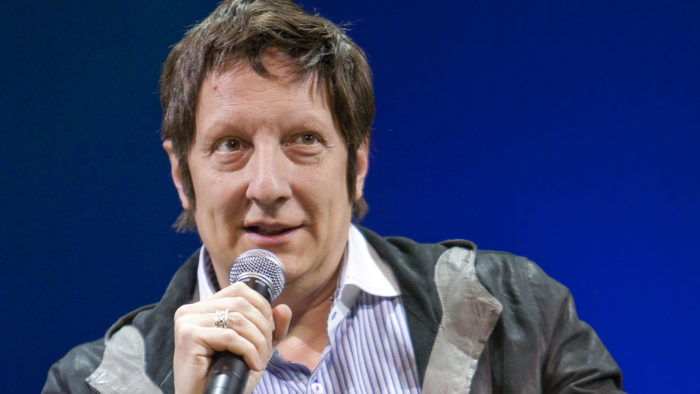 Robert Lepage, the director of SLĀV