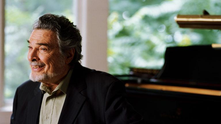 Leon Fleisher (Photo: Joanne Savio)