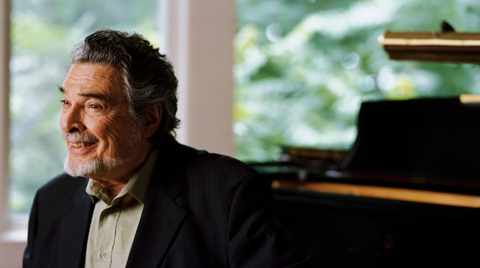 Leon Fleisher (Photo: Joanne Savio)