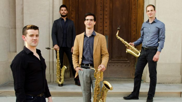 Donald Sinta Saxophone Quartet [Rebroadcast]