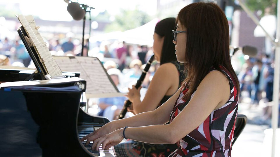 Thirsty Ears, Chicago's only classical music street fest, returns to Ravenswood for third year