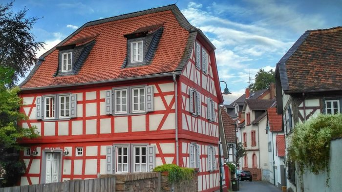 Darmstadt is a picturesque town in located in Germany
