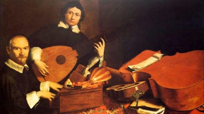 early baroque musicians
