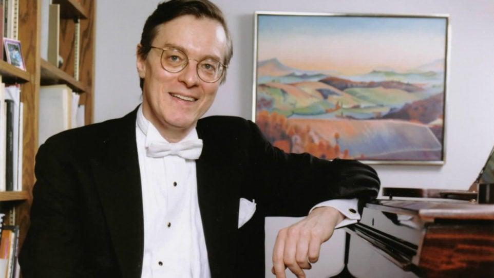 Pianist Peter Serkin (Photo: Kathy Chapman