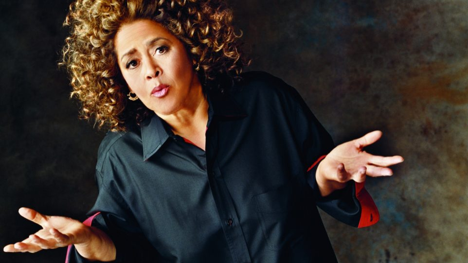 Anna Deavere Smith (Photo by Mary Ellen Mark)