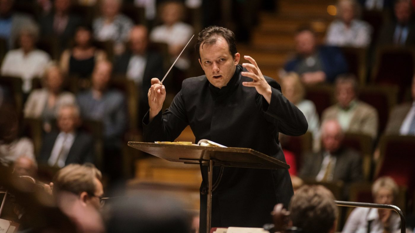 Andris Nelsons, the music director of the Boston Symphony Orchestra (Photo: Marco Borggreve)