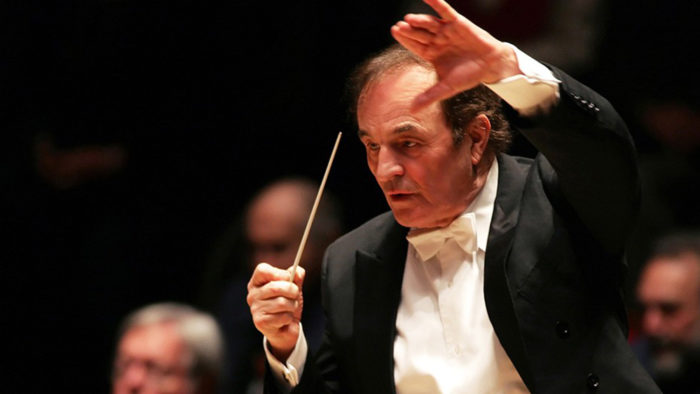 Dutoit to conduct French orchestra after sexual abuse claims