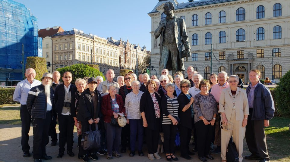Postcards from Poland and Prague   A Musical Journey with Host Peter van de Graaff