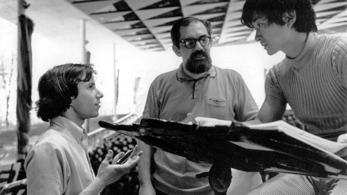 Corky Siegel with William Russo and Seiji Ozawa, c. 1968 (Photo courtesy of Corky Siegel)