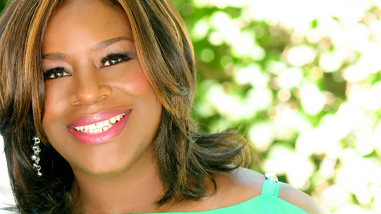 Actress, comedian, and classical music lover Retta