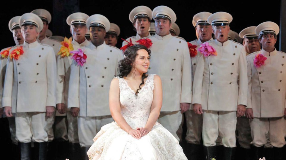 Barber of Seville from the San Francisco Opera