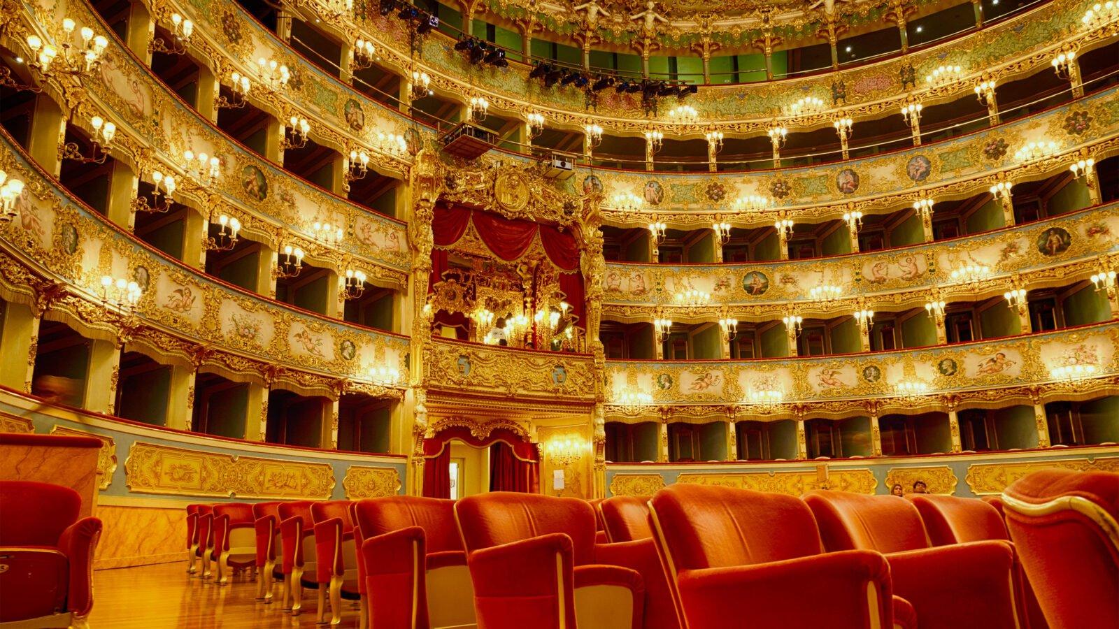 Teatro La Fenice in Venice (Photo: Miguel Mendez)