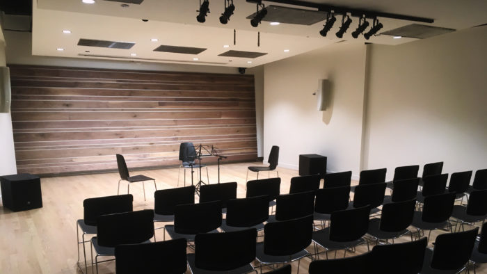 A sneak peek at Guarneri Hall, a new classical music space with a radical mission