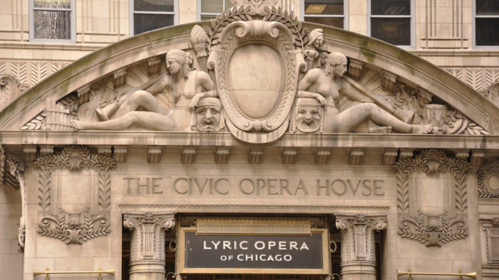 Lyric Opera of Chicago Orchestra on strike